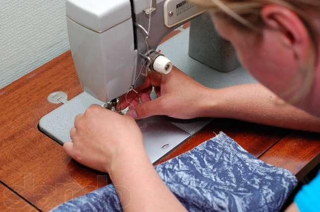 Где.обучают шитью